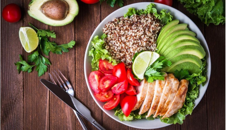 Planificar una comida equilibrada es saludable